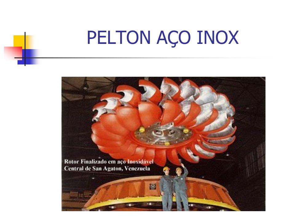 PELTON AÇO INOX