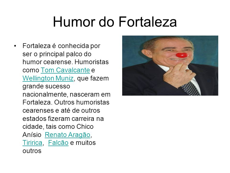 Humor do Fortaleza