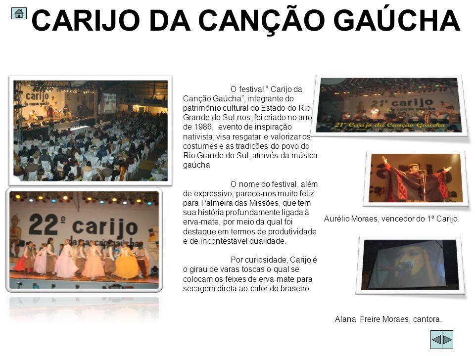 CARIJO DA CANÇÃO GAÚCHA