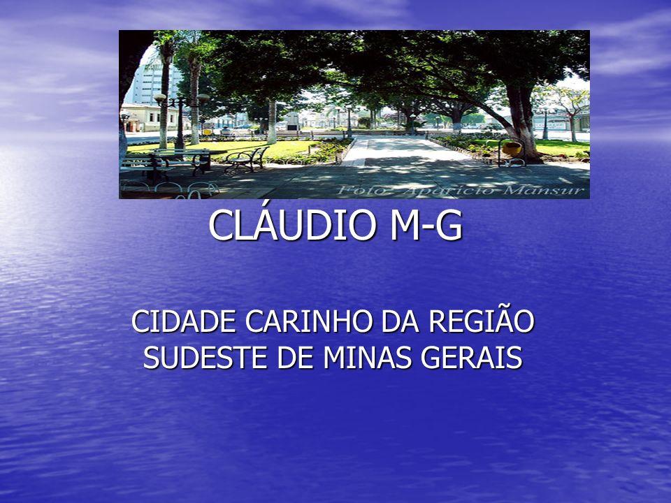 CIDADE CARINHO DA REGIÃO SUDESTE DE MINAS GERAIS