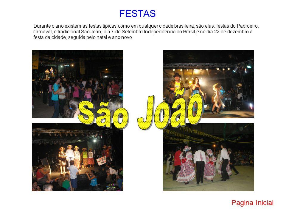 São João FESTAS Pagina Inicial