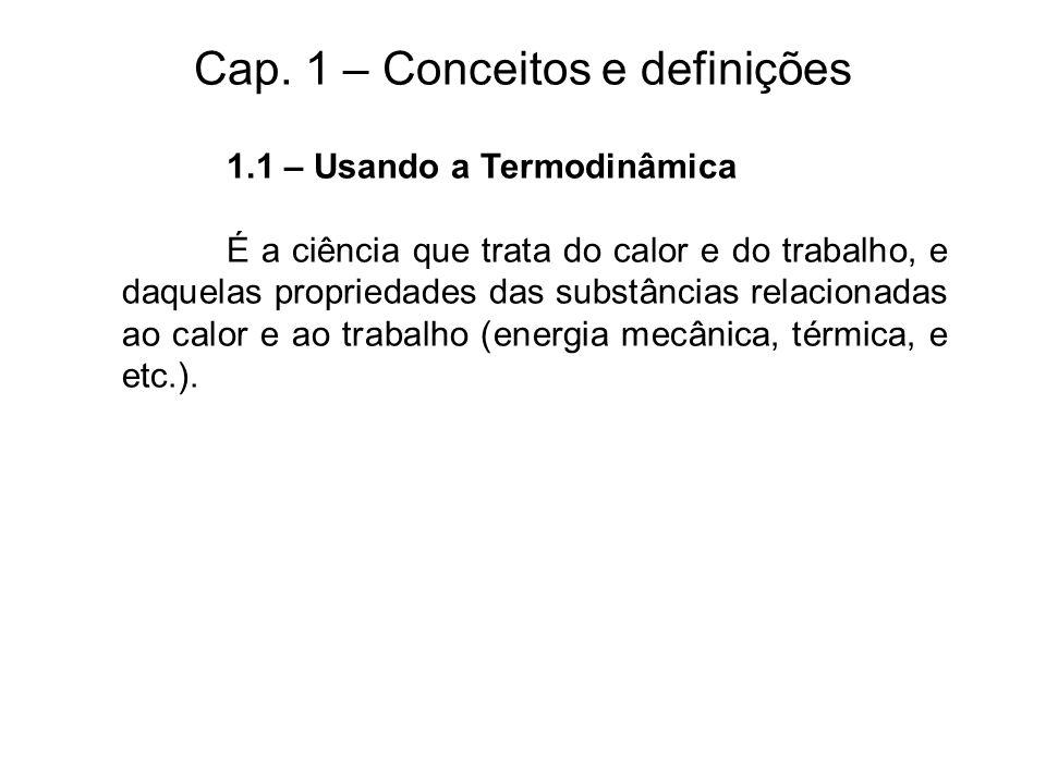 Cap. 1 – Conceitos e definições