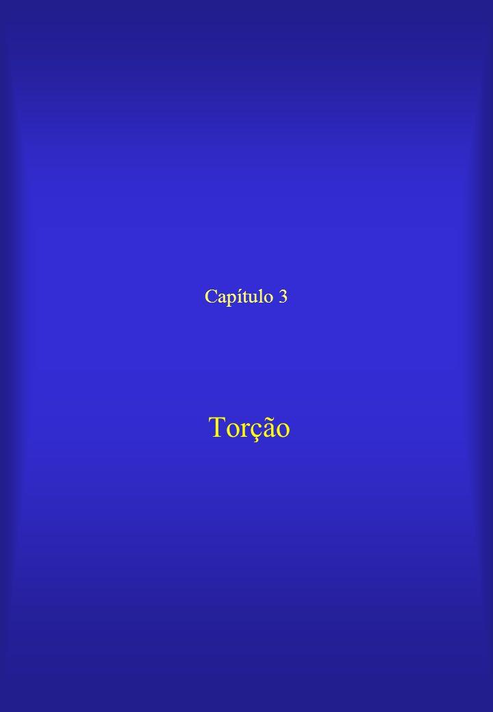 Capítulo 3 Torção