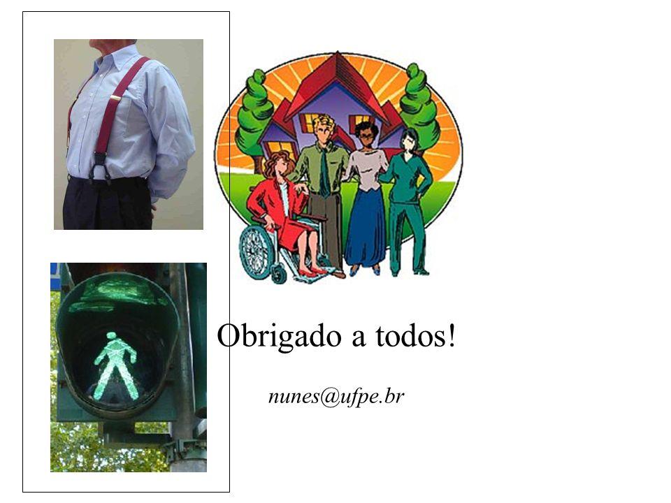 Obrigado a todos! nunes@ufpe.br
