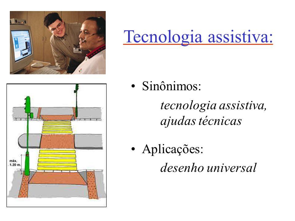 Tecnologia assistiva: