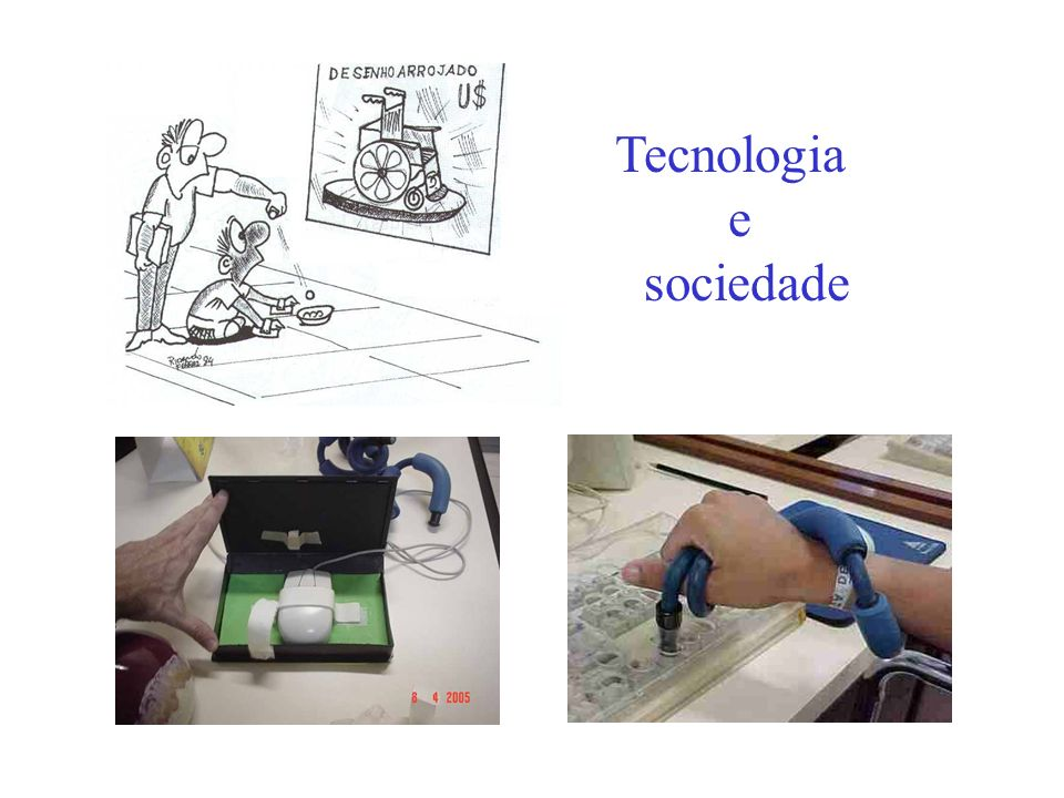 Tecnologia e sociedade