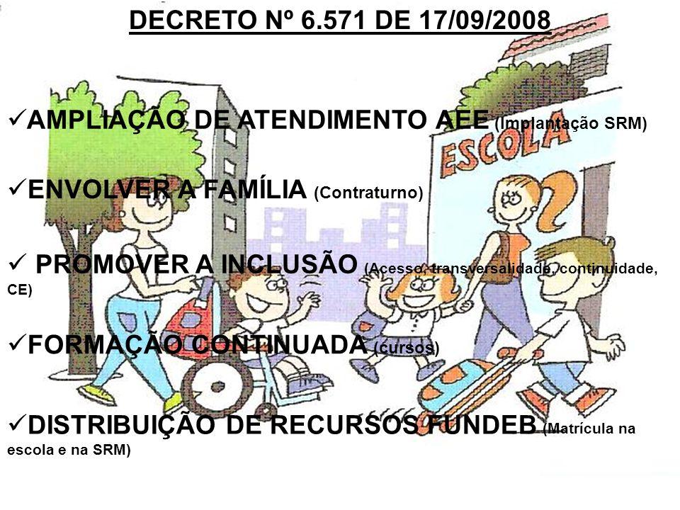 AMPLIAÇÃO DE ATENDIMENTO AEE (Implantação SRM)