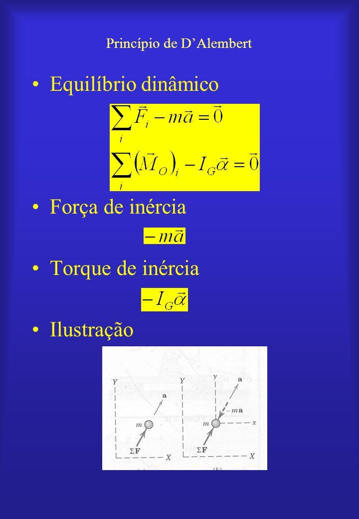 Princípio de D'Alembert