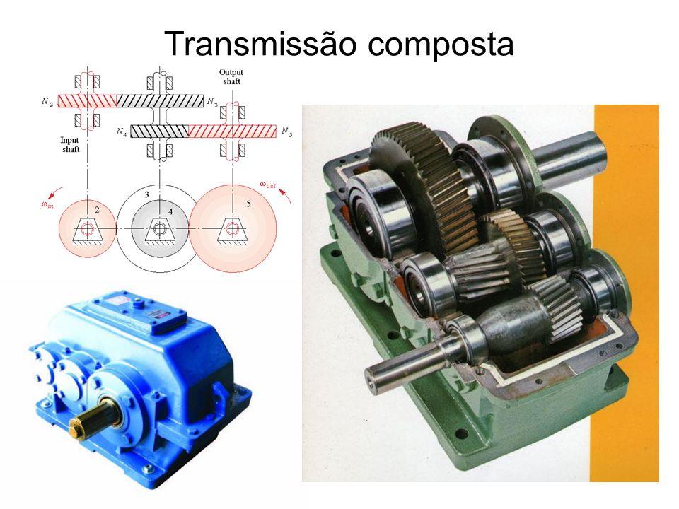 Transmissão composta