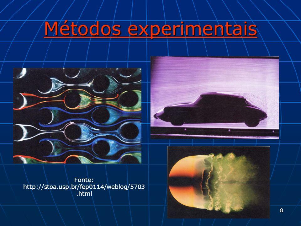 Métodos experimentais