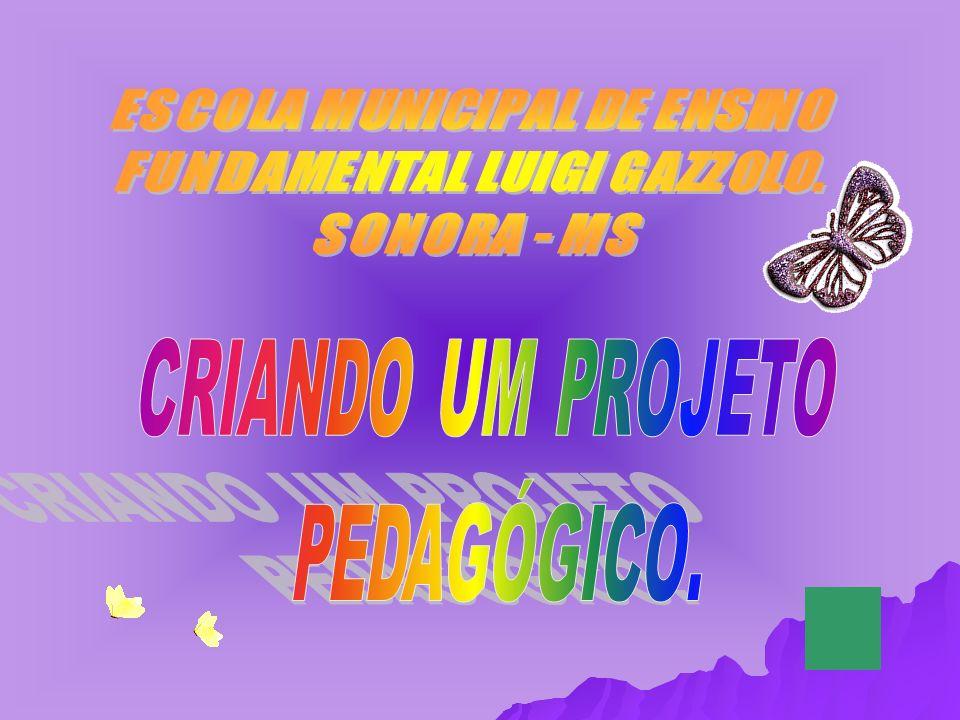 ESCOLA MUNICIPAL DE ENSINO FUNDAMENTAL LUIGI GAZZOLO.