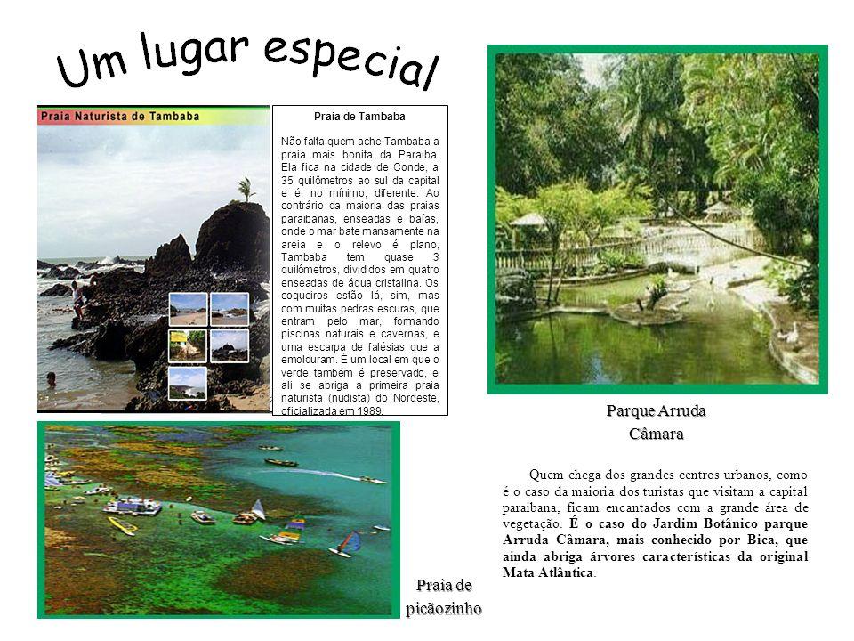 Parque Arruda Câmara Praia de picãozinho