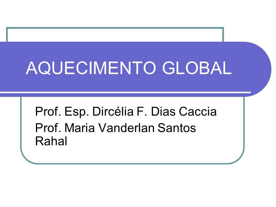 Prof. Esp. Dircélia F. Dias Caccia Prof. Maria Vanderlan Santos Rahal
