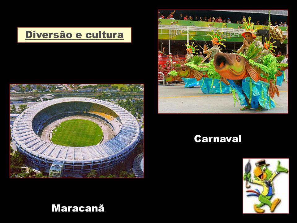 Diversão e cultura Carnaval Maracanã