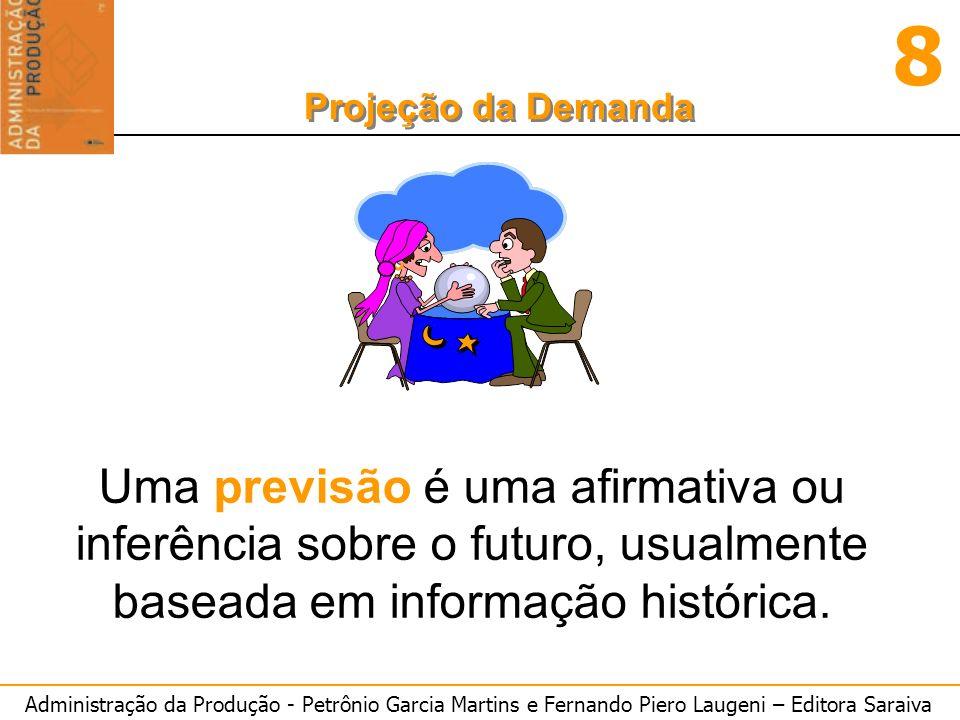 Uma previsão é uma afirmativa ou inferência sobre o futuro, usualmente baseada em informação histórica.