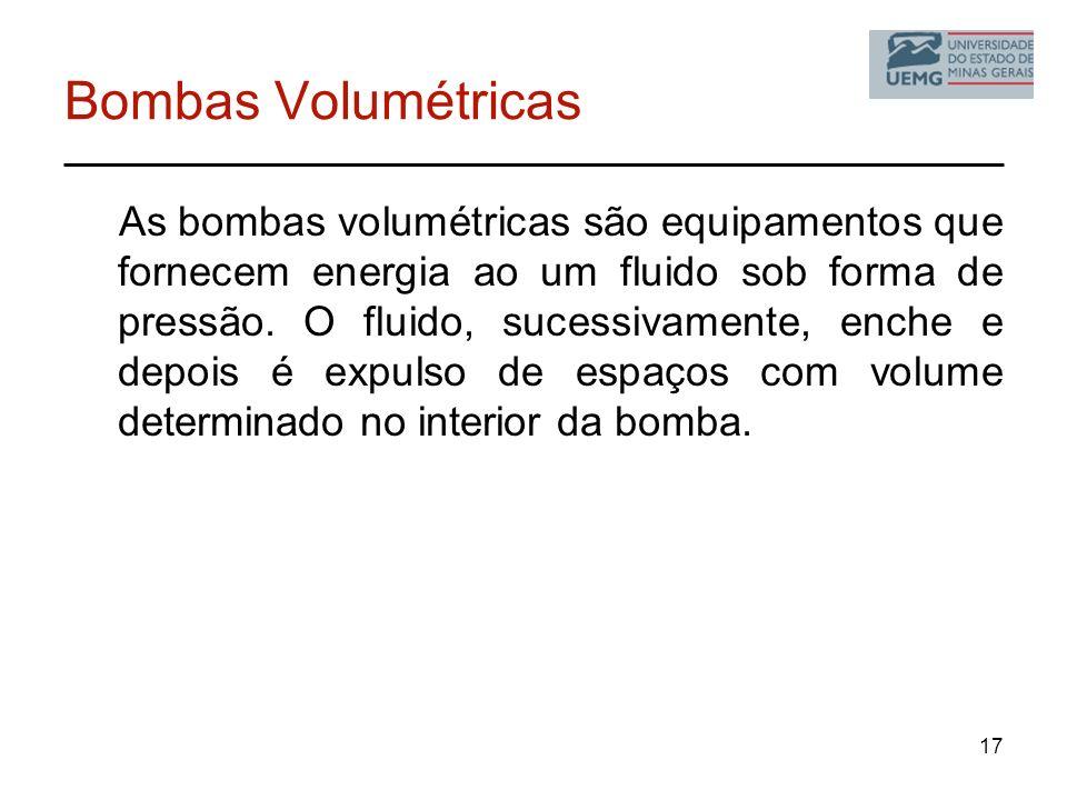Bombas Volumétricas