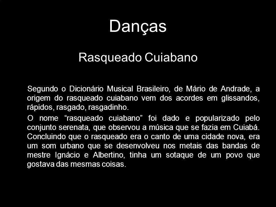 Danças Rasqueado Cuiabano