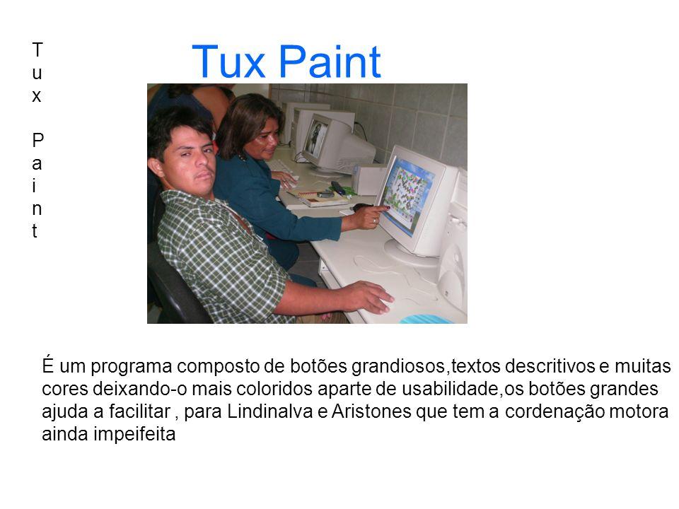 Tux PaintTux Paint.