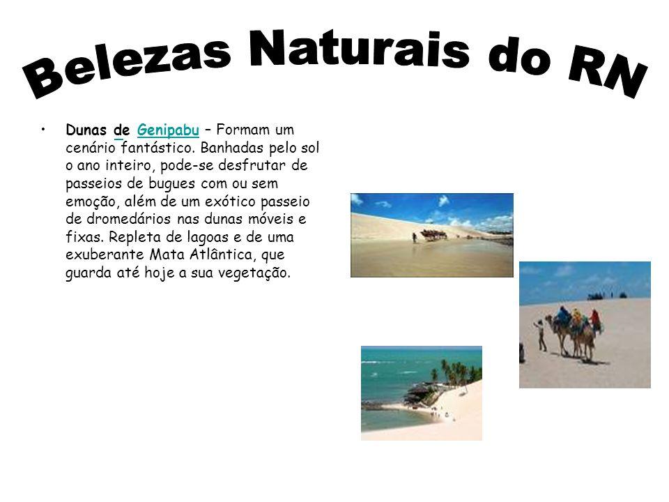Belezas Naturais do RN