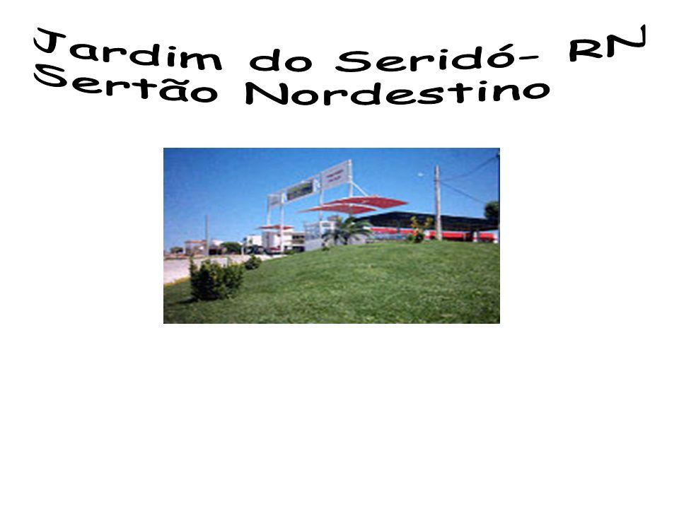 Jardim do Seridó- RN Sertão Nordestino