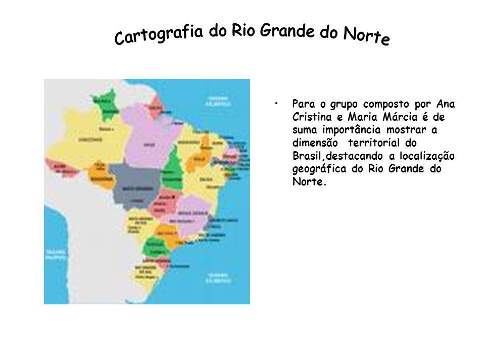 Cartografia do Rio Grande do Norte