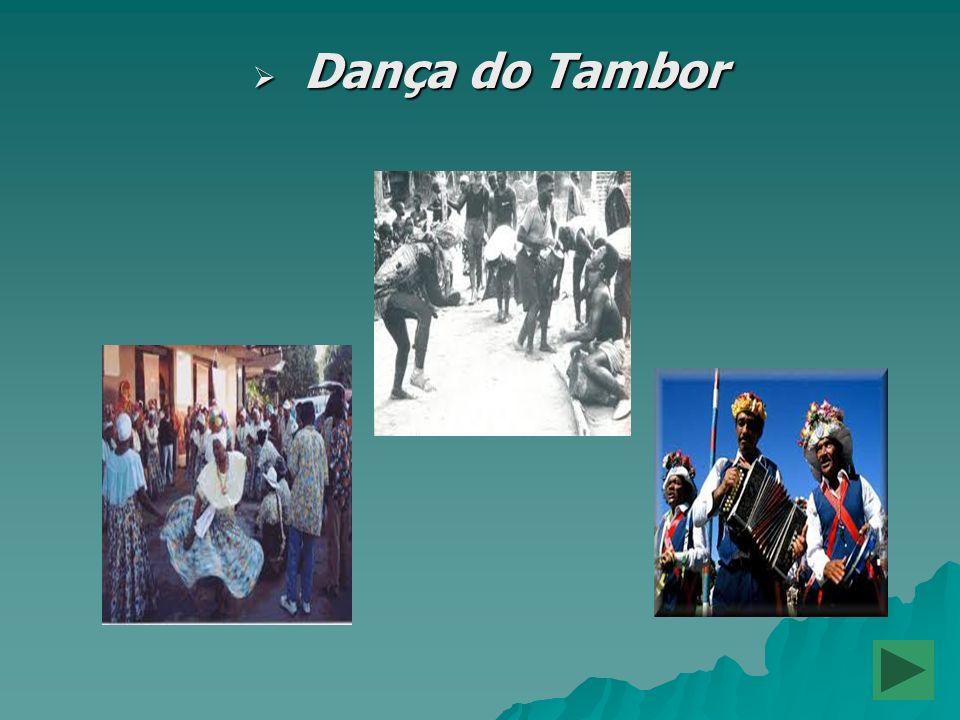 Dança do Tambor