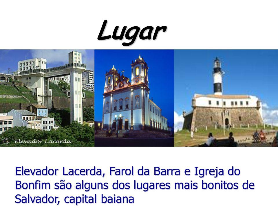 LugarElevador Lacerda, Farol da Barra e Igreja do Bonfim são alguns dos lugares mais bonitos de Salvador, capital baiana.