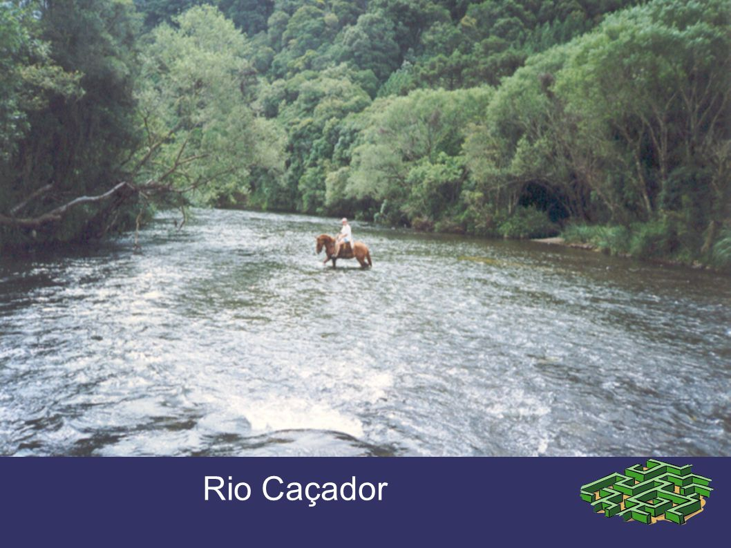 Rio Caçador