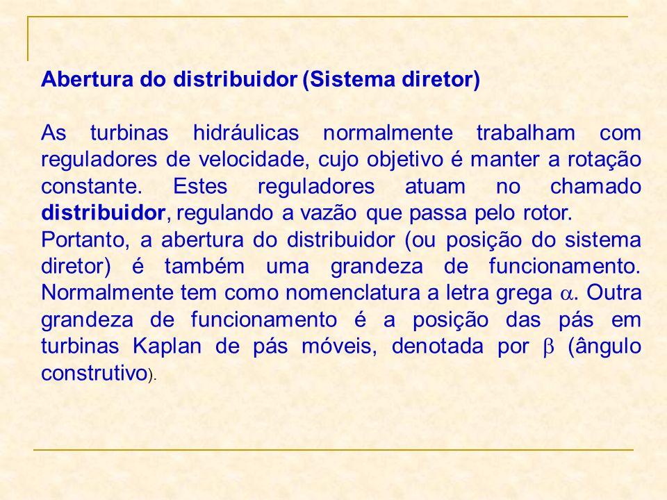 Abertura do distribuidor (Sistema diretor)