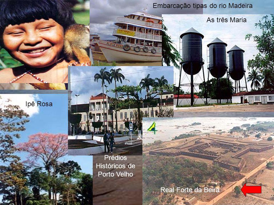 Prédios Históricos de Porto Velho