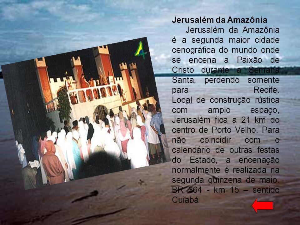 Jerusalém da Amazônia