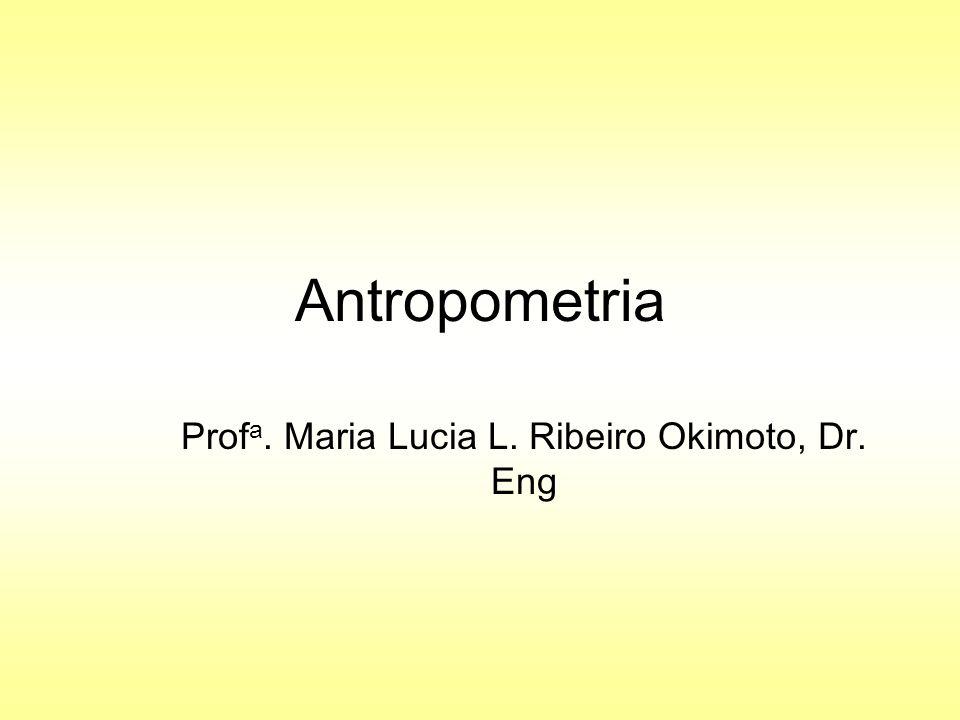 Profa. Maria Lucia L. Ribeiro Okimoto, Dr. Eng