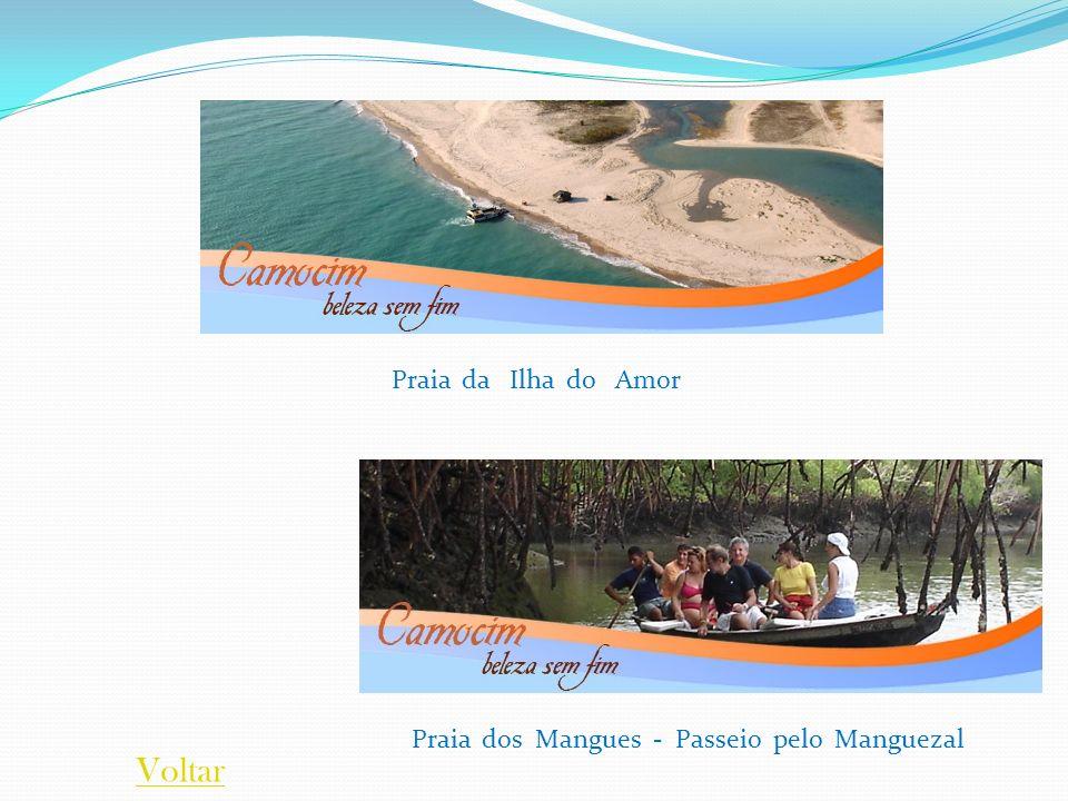 Voltar Praia da Ilha do Amor