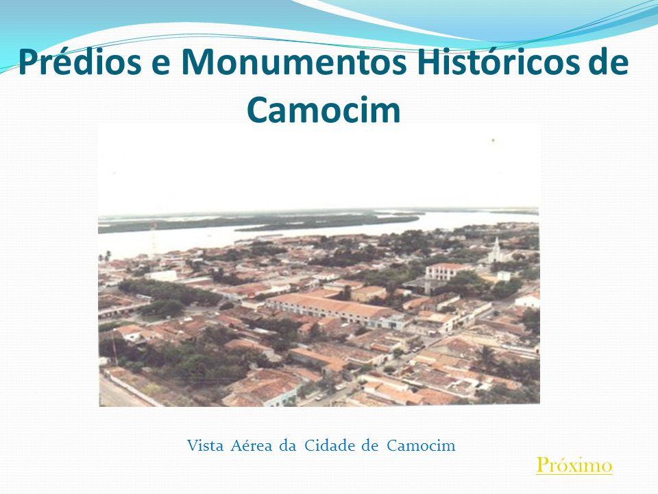 Prédios e Monumentos Históricos de Camocim