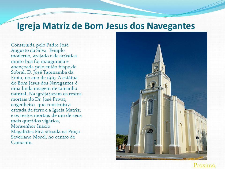 Igreja Matriz de Bom Jesus dos Navegantes