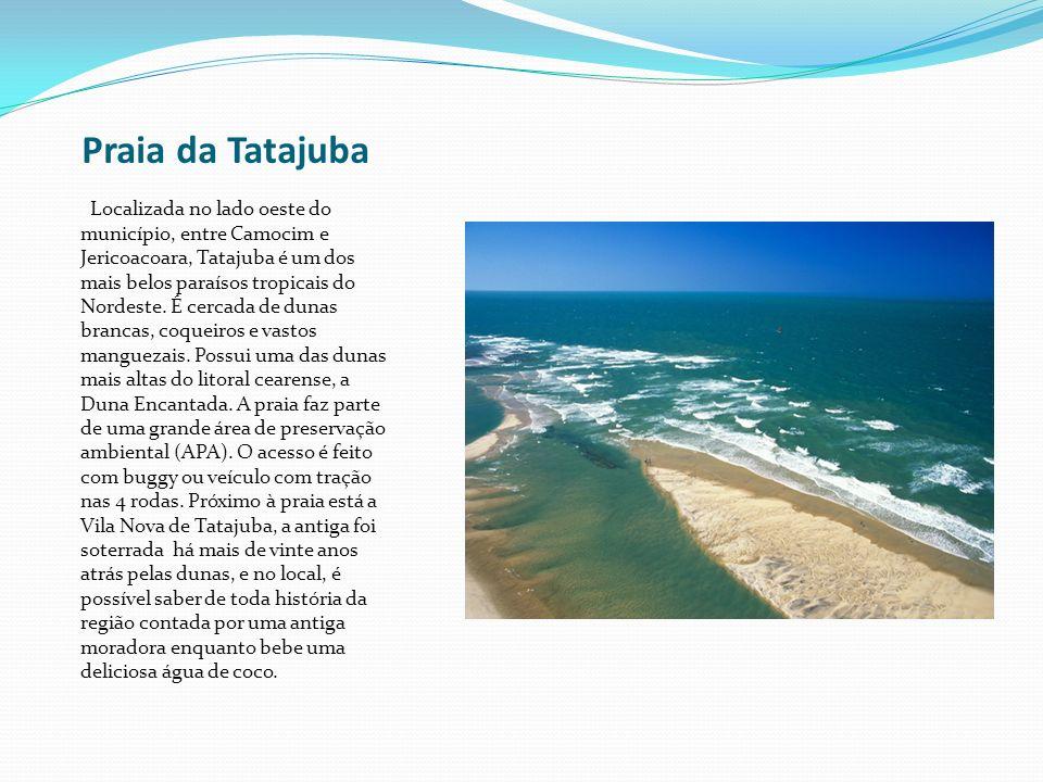 Praia da Tatajuba