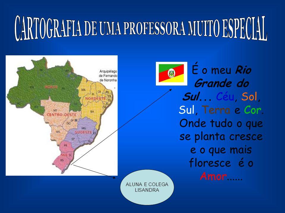 CARTOGRAFIA DE UMA PROFESSORA MUITO ESPECIAL