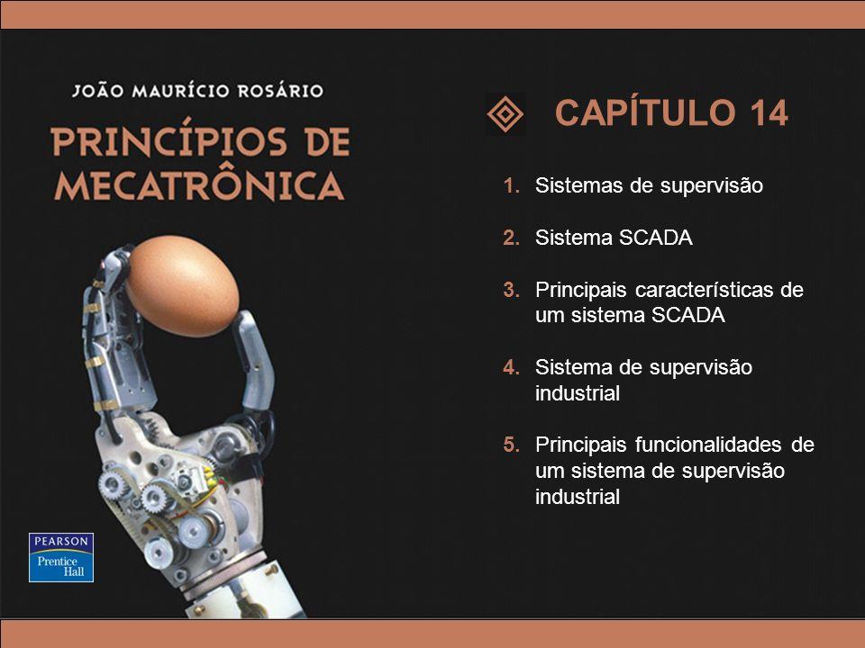 CAPÍTULO 14 1. Sistemas de supervisão 2. Sistema SCADA