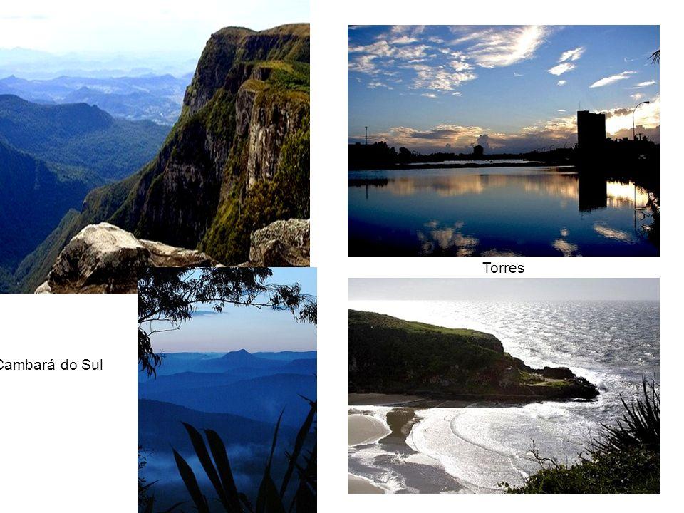 Torres Cambará do Sul