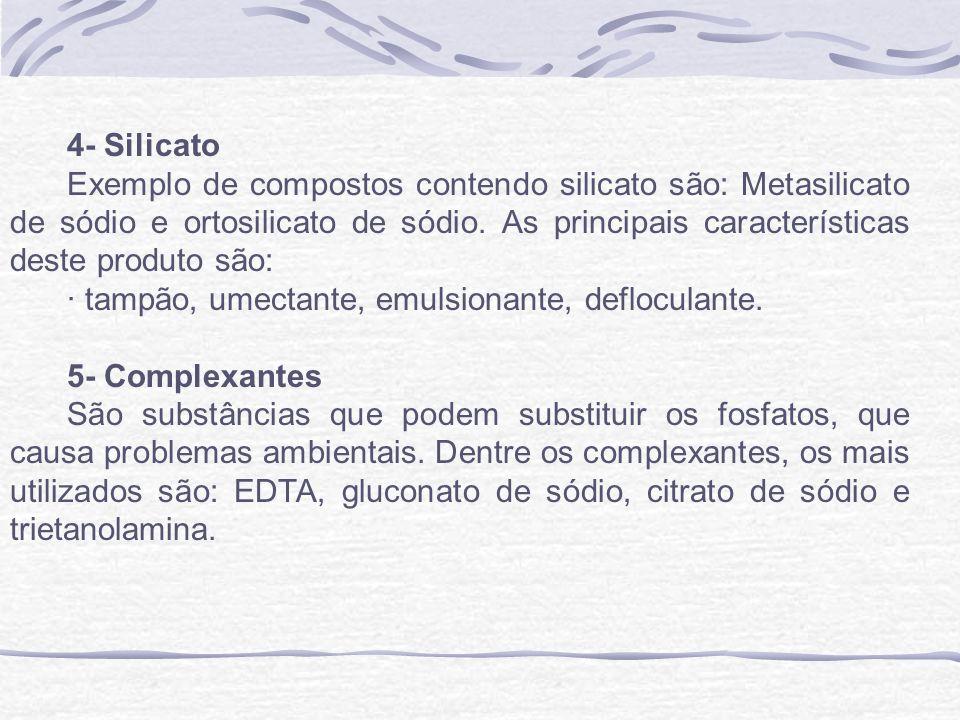 4- Silicato