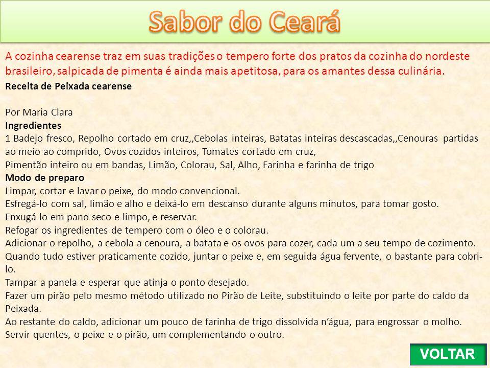 Sabor do Ceará