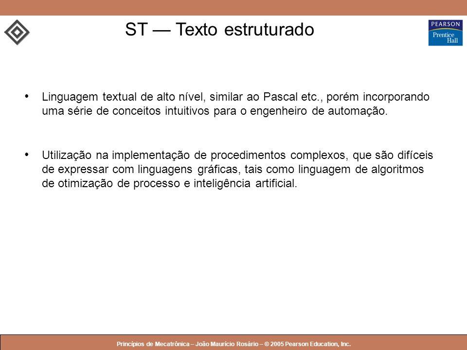 ST — Texto estruturado