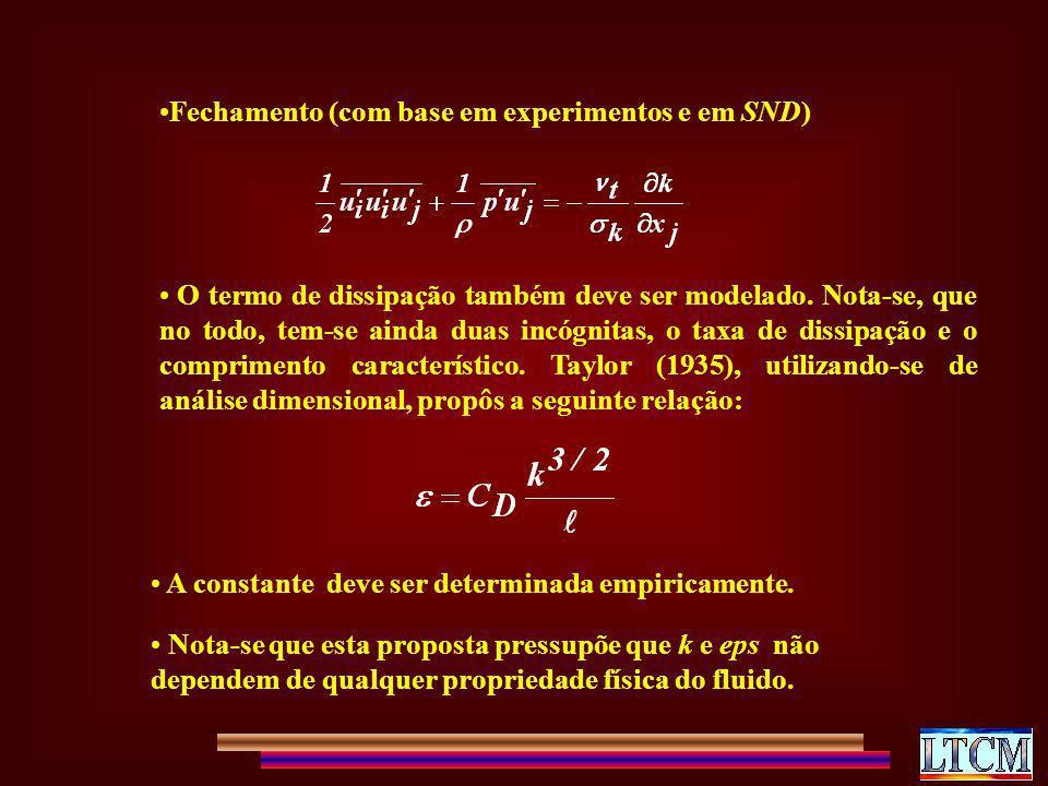 Fechamento (com base em experimentos e em SND)