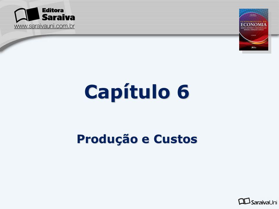 Capítulo 6 Produção e Custos 2 2 2