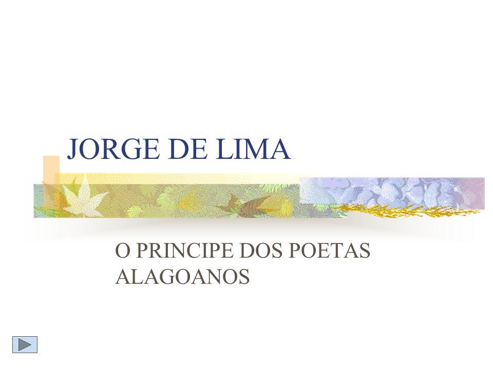 O PRINCIPE DOS POETAS ALAGOANOS