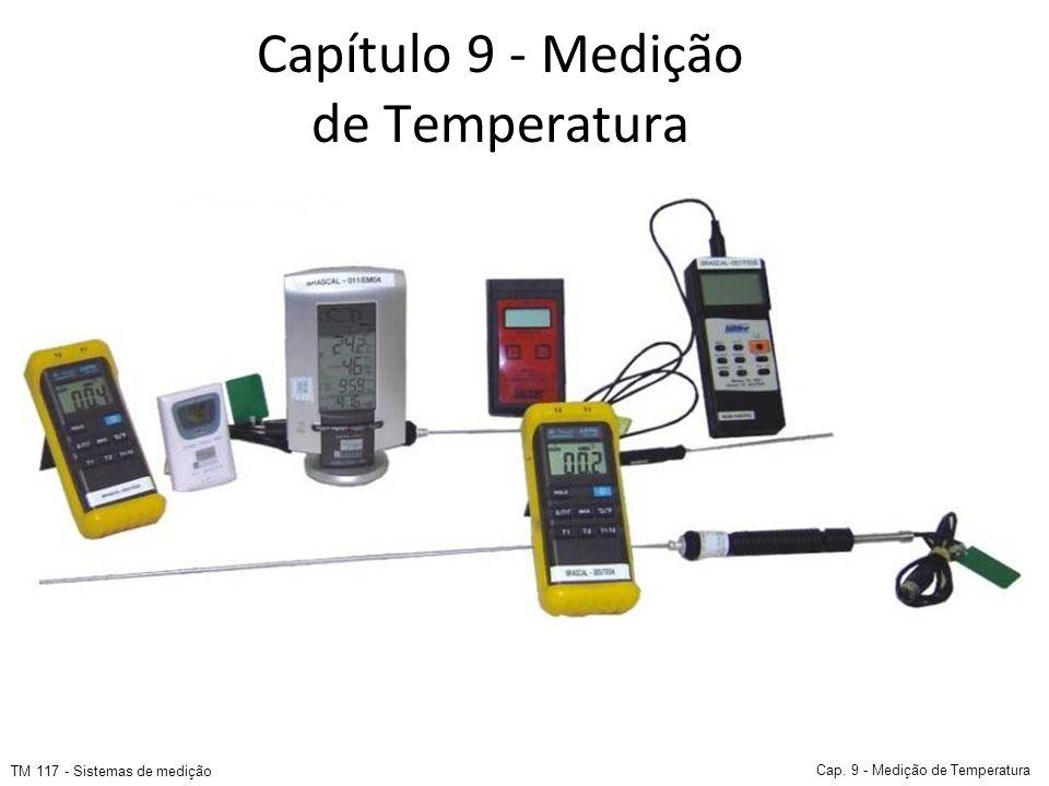 Capítulo 9 - Medição de Temperatura