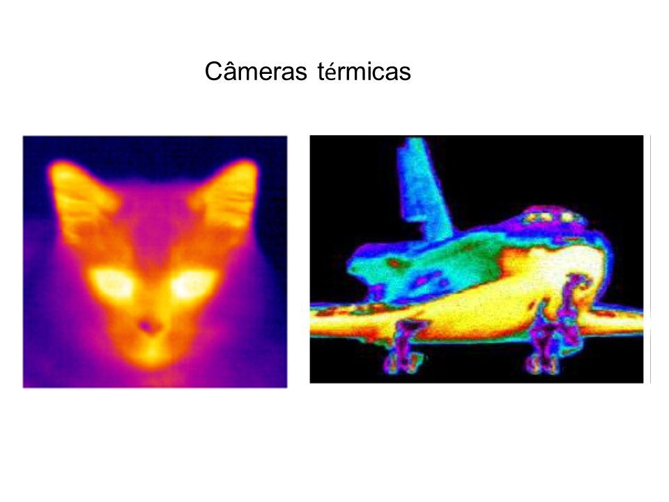 Câmeras térmicas