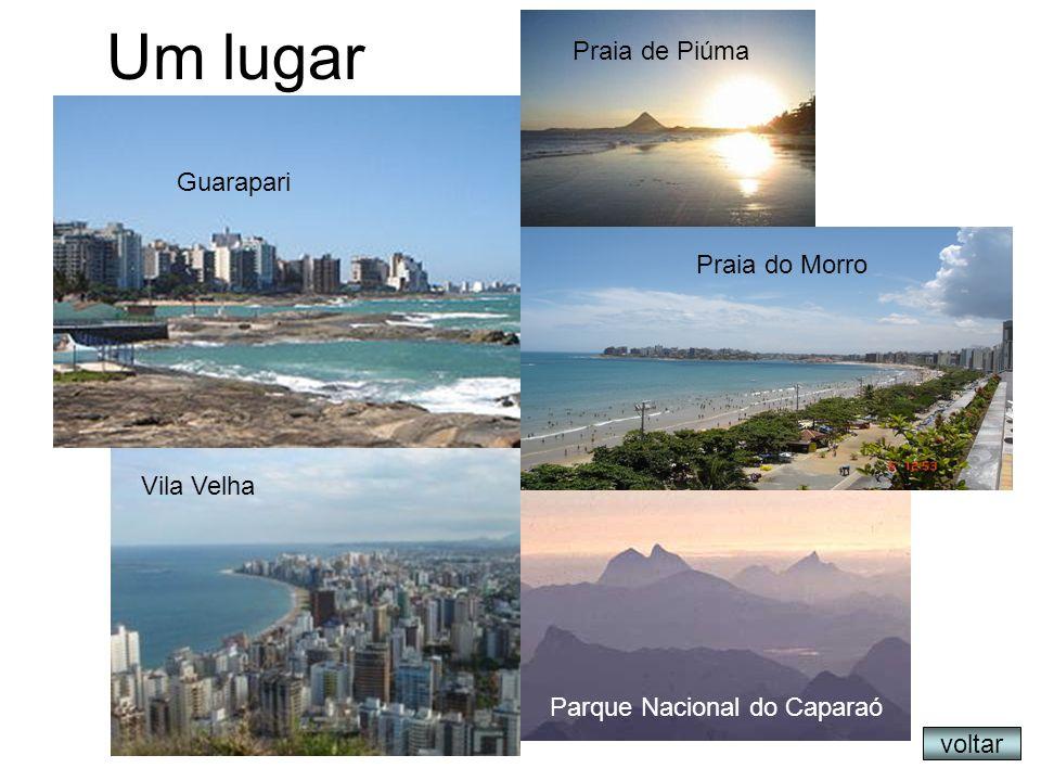 Um lugar Praia de Piúma Guarapari Praia do Morro Vila Velha