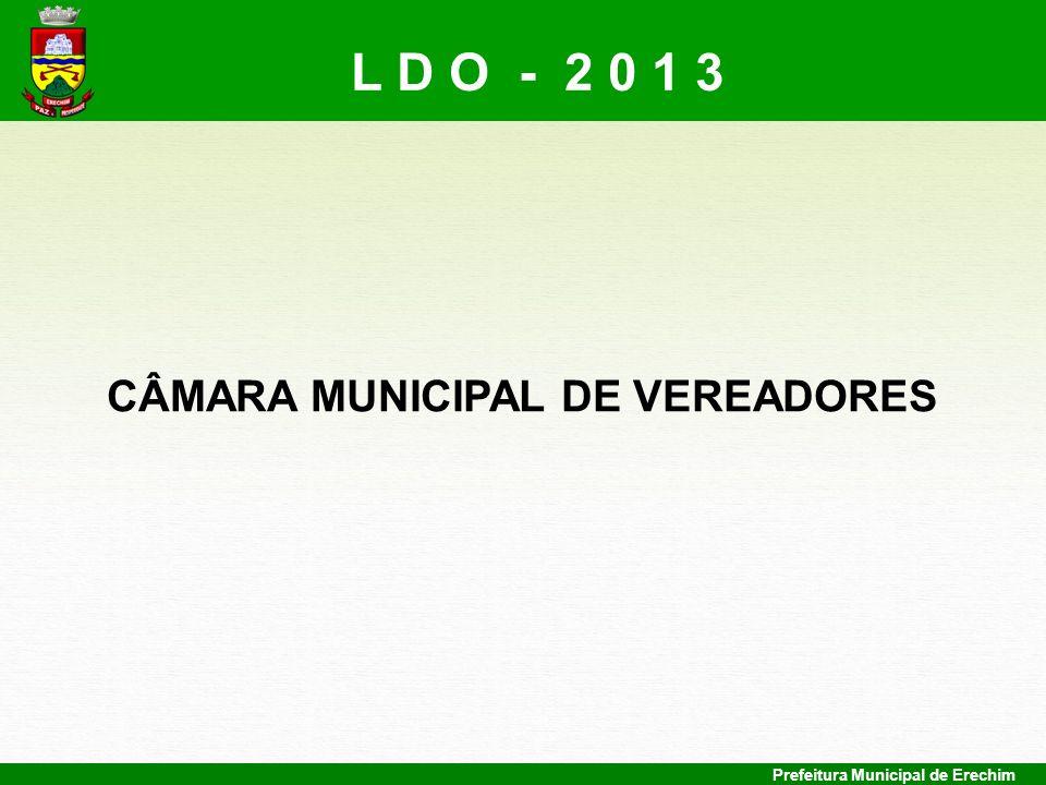 CÂMARA MUNICIPAL DE VEREADORES