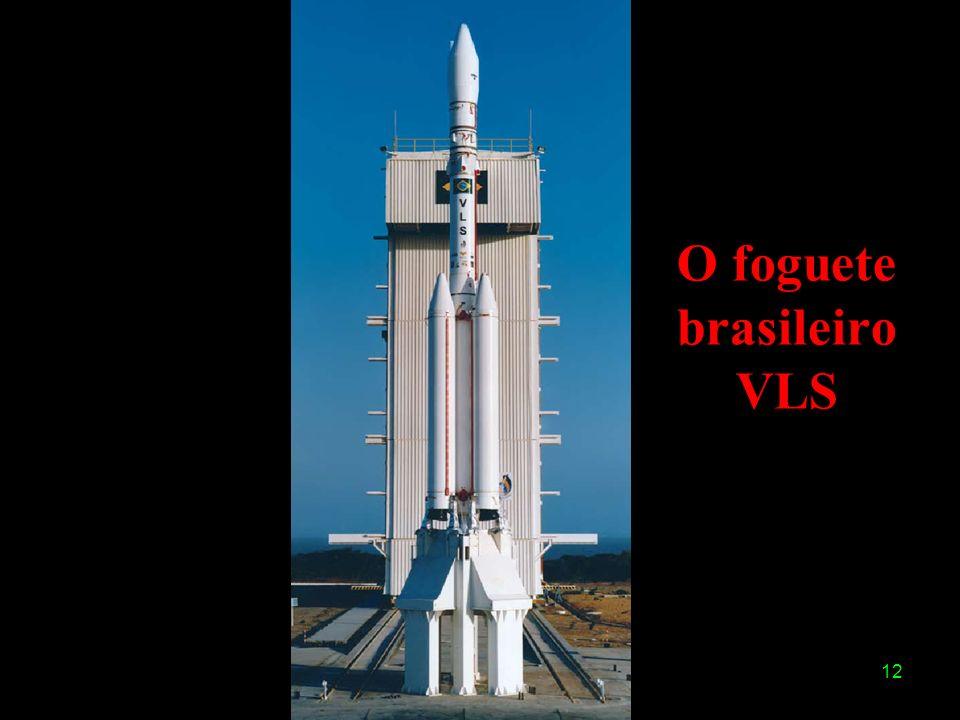 O foguete brasileiro VLS